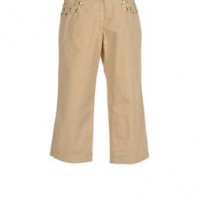 ERMANNO SCERVINO TROUSERS 3/4-length trousers GIRLS on YOOX.COM