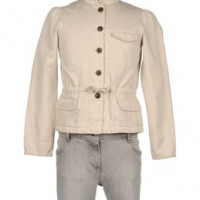 BELLEROSE COATS & JACKETS Jackets GIRLS on YOOX.COM