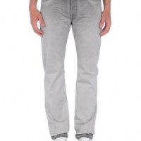 NICOLAS ANDREAS TARALIS DENIM Denim trousers MEN on YOOX.COM
