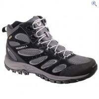 Merrell Tucson Mid Waterproof Walking Boots - Size: 12 - Colour: Black