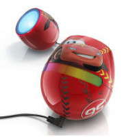 Philips Living Colours Micro Disney Cars - LED Light - Red